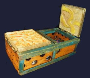 Printer makers Box, Mixed Media plus Prints by Michael George Dean (May 2012)