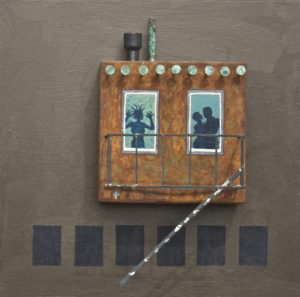 Escape, Copper Plumbing Supply and Wire by Patte Ormsby (July 2012)