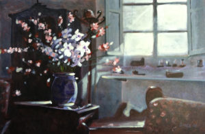 Morning Light, Acrylic by Tom Smagala (March 2012)