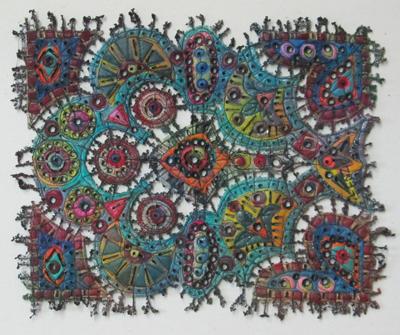 Work by Susan Lenz (MG: June 2012)