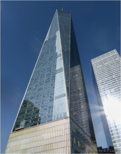 World Trade Center NY, Photography by Taylor Cullar, 14in x 11in, $100 (February 2018)