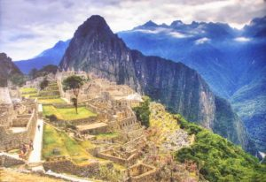 Machu Picchu Morning, Photograph by Gregg McCrary, 16in x 24in (April 2013)