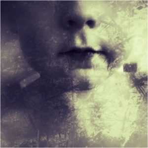 Partial Portrait No.2, Digital Photography by Katherine McAskill, 15inx15in (March 2013)