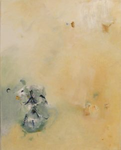 Will Othe Wisp Series, Wisp No. 2,Oil on Canvas by Jane Woodworth, 21in x 17in (May 2013)