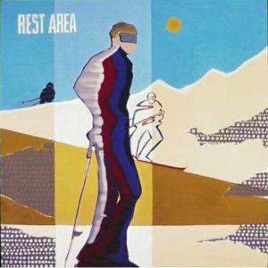Rest Area, Acrylic on Canvas by Elvira Dimitrij (September 2013)