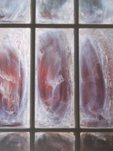 Dirty Window Abstract, Photography by Lee Cochrane (September 2013)