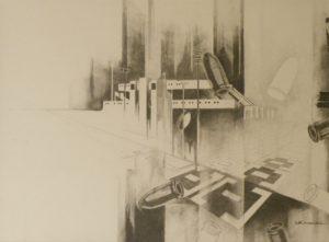 Expand, Graphite by Nicolas Candela (September 2013)