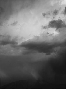 Tempest de Taos, Photograph-Archival Pigment Print by Dave Magyar, 16in x 12in, $180 (August 2018)