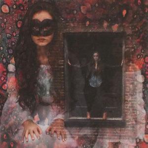 Fierce, Archival Digital Print by Rebecca Carpenter, 11.5in x 11.5in, $400 (November 2018)
