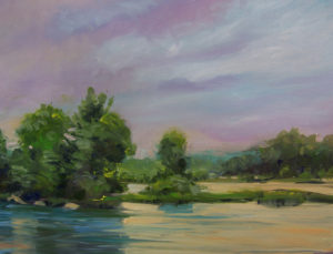 James River by Barbara Byrd (CBTC: February 2019)