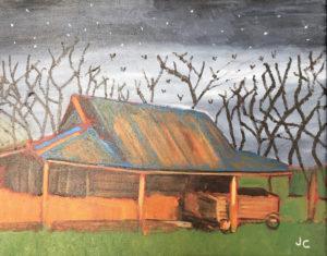 Old Barn by James Clark (CBTC: February 2019)