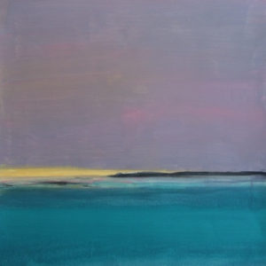 Bahamas, Acrylic by Barbara Taylor Hall, 21in x 21in, $500 (April 2019)