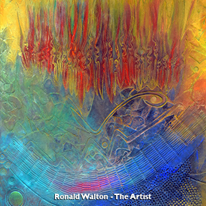 June 2019: Ronald Walton - The Artist