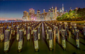 Brooklyn Pier, Photography by Odell Smith, 14in x 22in, $250 (August 2019)