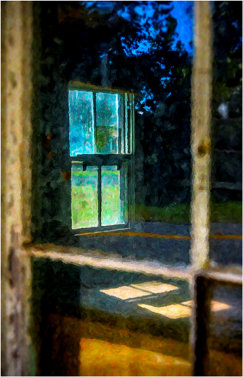 HONORABLE MENTION: Lydia Mountain Window, Photography by Dave Kennedy (February 2016)