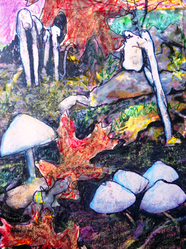 Forest Floor by Karen Julihn (MG: March 2016)