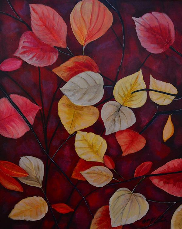 Autumn Ambrosia by Michelle Peterlin (MG: July 2015)