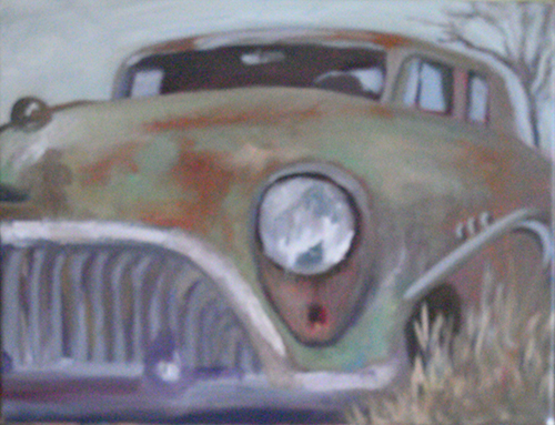 Buick Special by Nancy Wing (MG: January 2016)