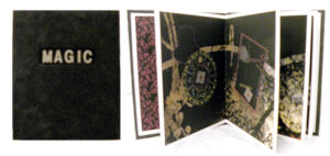 A Little Book of Magic, Artist Book by Robert S Hunter (Dec. 2013-Jan. 2014)
