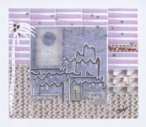 The Compound, Mixed Media by Teresa Blatt (Dec. 2013-Jan. 2014)