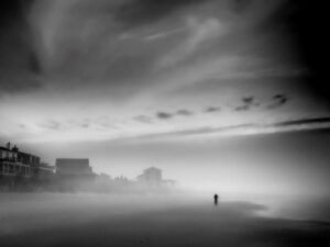 Mist Morning, Photography by Matthew DeZee, 18in x 24in, $195 (February 2020)