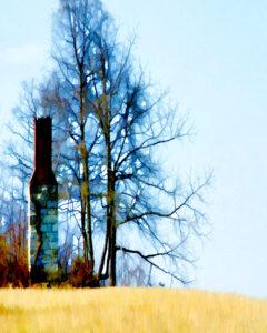 Long Ago, Digital Photograph by Carolyn R. Beever (March 2014)