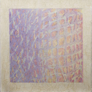 Synthesization 1, Monotype Chinecolle by Catherine Levi (May 2014)
