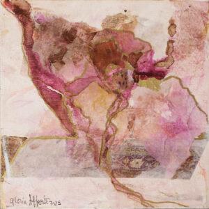 Metamorphosis, Mixed Media by Gloria Affenit (December 2014/January 2015)