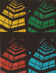 Color Play, Photograph by Janice Downes (November 2014)