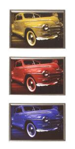 Primary Transportation, Color Monochrome Photograph by Lee Cochrane (November 2014)