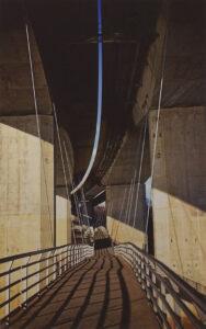 Troll Bridge, Photograph by Lee Cochrane (October 2014)