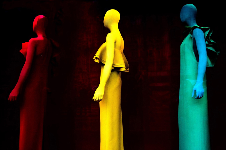 HONORABLE MENTION: Manikins, Digital Photography by Norma Woodward (November 2014)
