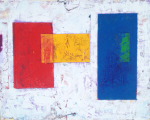 Transitions, Acrylic on Board by Tarver Harris (November 2014)