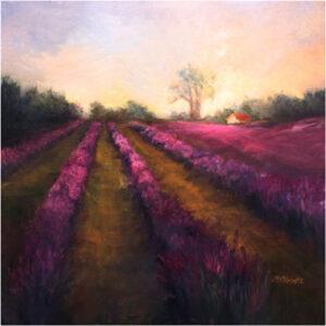 Light of Forever, Oil by Lynn Abbott (May 2016)