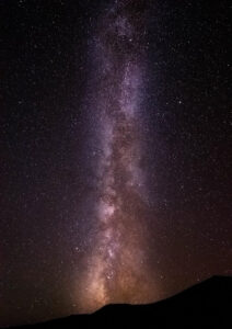 Milky Way, Photographic Print by Dorothy Stout, 41in x 29in, $500 (July 2020)