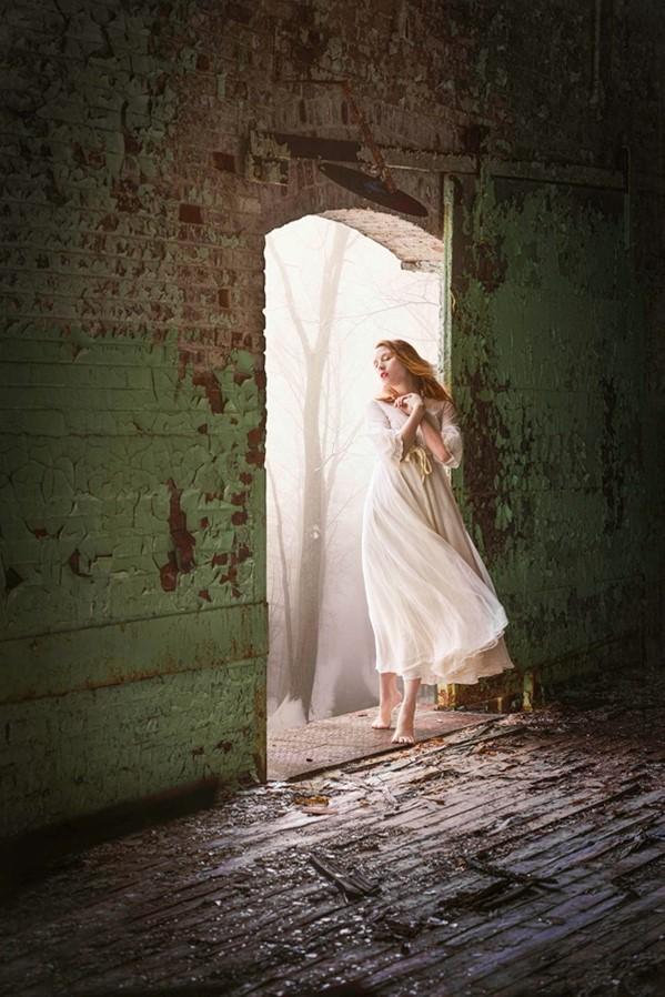 Threshold, photograph by Rebecca Carpenter (MG: January 2021)