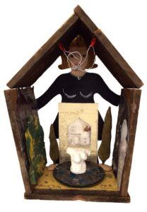 Under Construction: ITALY: I could live here!, Assemblage by Cathy Herndon  (May 2015)