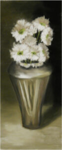 Metal and White, Soft Pastel by Judy Leasure (July 2015)