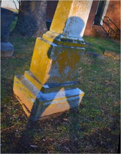 Graveyard Selfie, Photography by Penny Parrish  (May 2015)