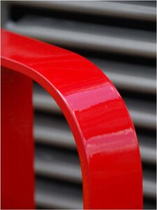 Red Railing Photography by Penny Parrish  (September 2015)