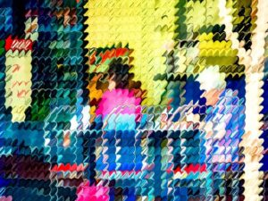 Dinner at the Diner, Digital Composition by Addison Likins, 30in x 40in x 1in, $520 (July 2021)
