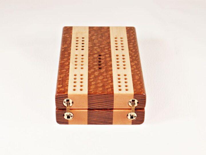 CTC-Leopardwood & Maple - Hinges