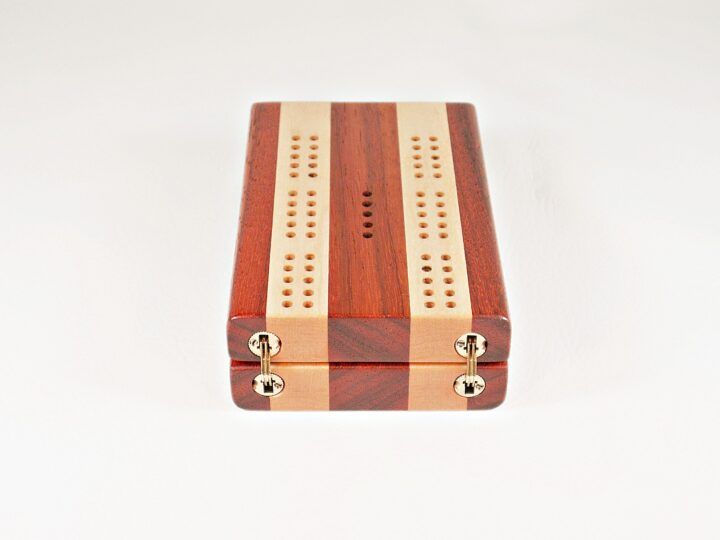 CTC-Padauk & Maple - Hinges