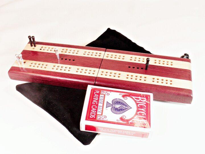 CTC-Purpleheart & Maple - Play