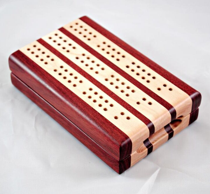 CTC3 - Bloodwood & Maple
