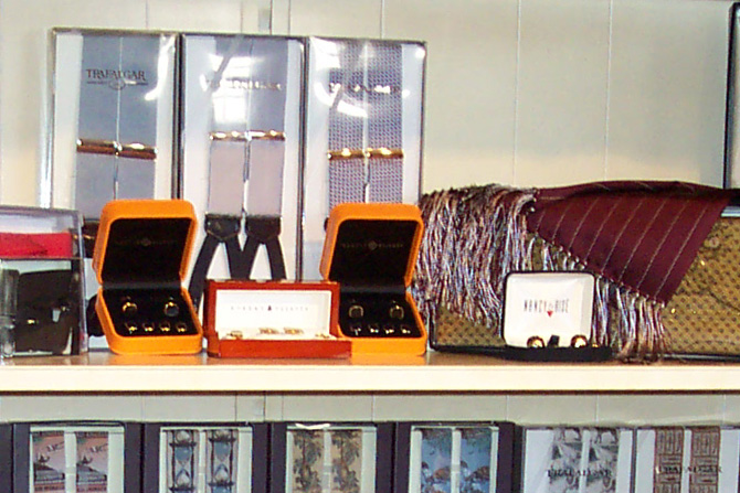 Cuff Links and Jewelry | Executive Wardrobe by Lou Deal