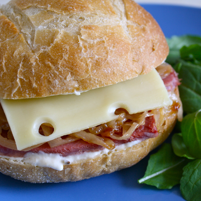 Ruby sandwich