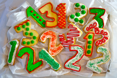 Crispy Sugar Cookies | Black Girl Chef's Whites