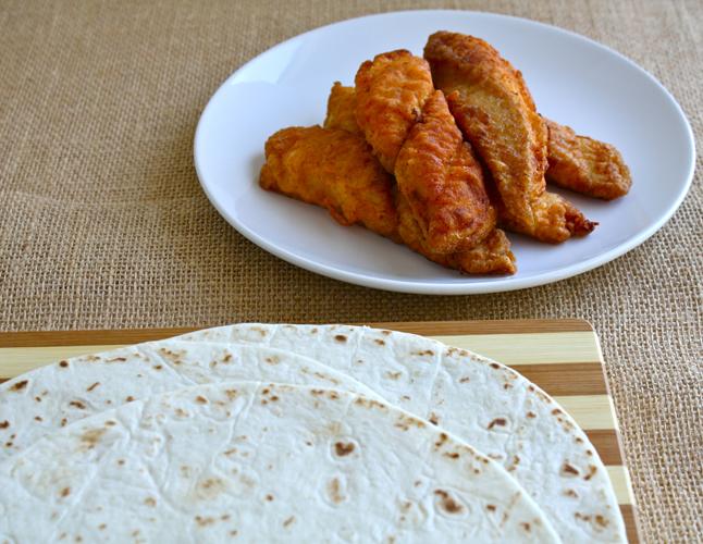 Catfish and Tortillas