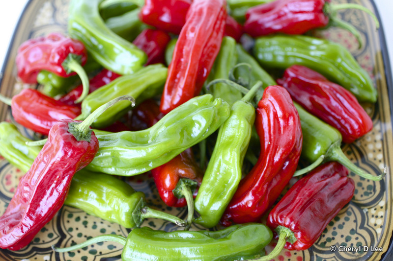 Shishito Peppers | Black Girl Chef's Whites